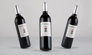2014 Gumball Red Blend (3- or 6-Pack) at Wine Trees USA, plus 6.0% Cash Back from Ebates.