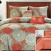 Printed Reversible Comforter Set (5-Piece)