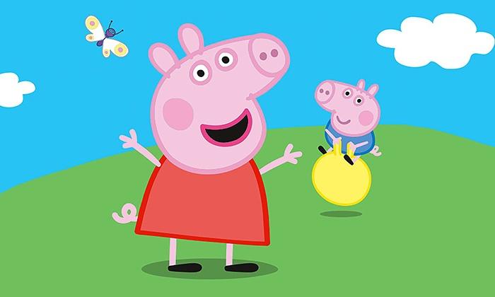 Peppa Pig Live Surprise Peppa Pig Live Peppa Pigs Surprise
