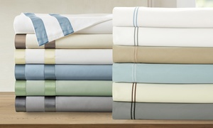 1000TC Cotton-Rich Italian Hotel Collection Sheet Set (6-Piece)