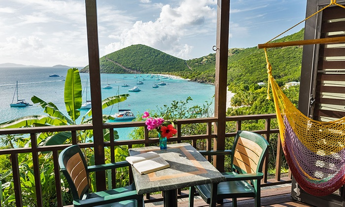 White Bay Villas Seaside Cottages Jost Van British Virgin Islands 5