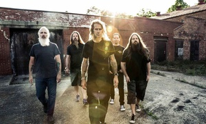 Lamb of God with Clutch & Corrosion of Conformity: Lamb of God on May 19 at 7 p.m.