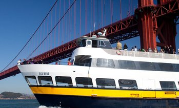 Up to 16% Off Cruises from Blue & Gold Fleet at PIER 39