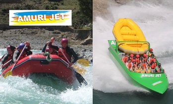 Rafting Adventure + Jet Boat Ride