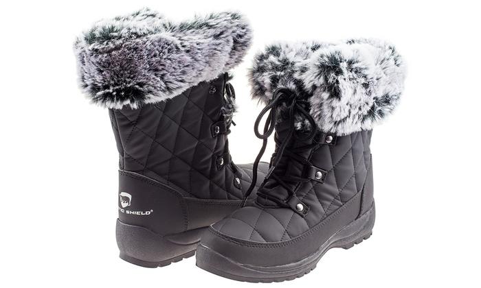 ArcticShield Women's Snow Boots