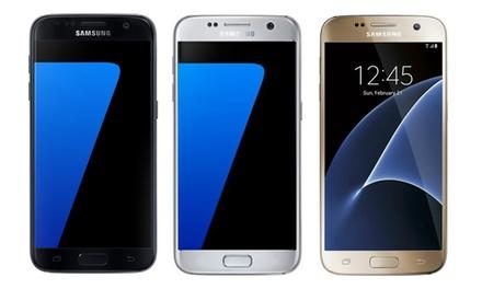 Samsung Galaxy S7 Reconditionné, Grade Supérieur, 32 Go de mémoire, livraison offerte