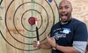 Up to 52% Off Axe-Throwing Session at Raider Axe Lodge
