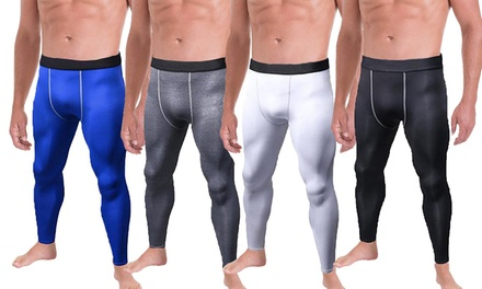 Men's Slimming Compression Pants
