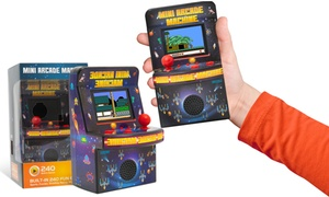 Mini console de jeu d'arcade