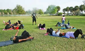 G.I.T. R.I.G.H.T. Fitness: 5 or 10 Group Fitness Sessions at G.I.T. R.I.G.H.T. Fitness (Up to 88% Off)