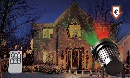 Projecteur laser avec Télécommande, différents modes d'éclairage42,90 € (71% de réduction)