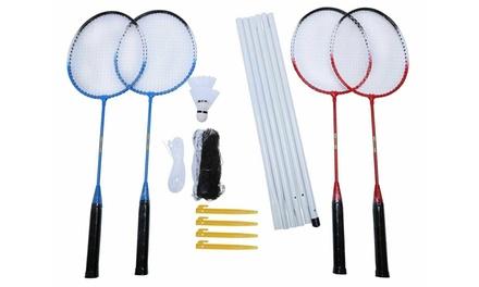 Garden Game Badminton Set
