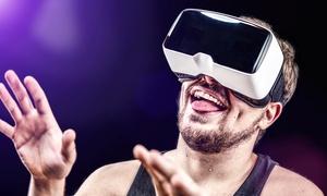 Virtual Club: Wirtualny świat: seans z Oculus Rift (19,99 zł) lub gra z HTC Vive (49,99 zł) i więcej opcji w Virtual Club (do -33%)