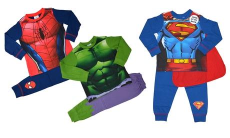 Novelty Children's Top and Bottoms Pyjama Set