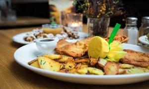 Restaurant Cuzina: Mediterraans 3-gangen keuzemenu bij Restaurant Cuzina in Lier