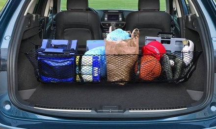 One £7 or Two £13 Mesh Net Car Boot Organisers