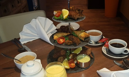 IndianInspired Chai Afternoon Tea for Two or Four at India Quay
