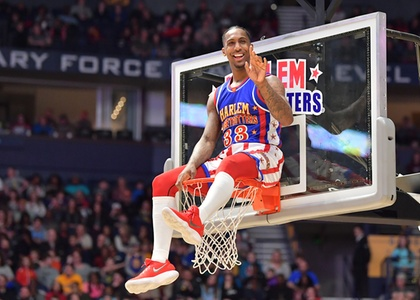 Globetrotters Game in Lubbock on March 13 at 7 p.m.
