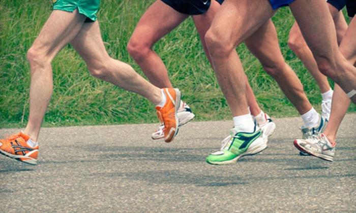 VA Runner - Multiple Locations: $25 for $50 or $40 for $80 Toward Running Shoes and Apparel at VA Runner