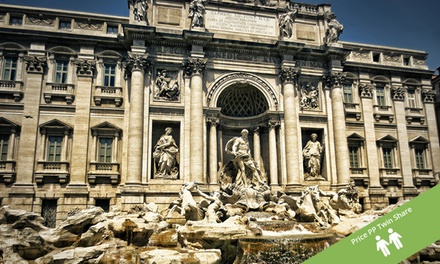 Europe: $4,379 Per Person for a 19 Day Rome to London Tour with Accommodation, Guided Sightseeing, Cruises and Transfers