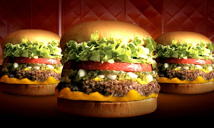 Fatburger Lake Tahoe - Harrah's Hotel & Casino: One or Two Groupons, Each Good for $16 Worth of Burgers and Sides at Fatburger Lake Tahoe (Up to 50% Off)