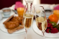 Brunch with Bottomless Prosecco for Up to Four at The Harbour Garden Cafe