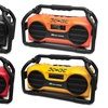 Pyle Industrial BoomBoX Portable Wireless Bluetooth Speaker