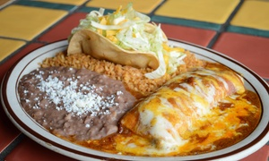 $12 For $20 Worth Of Mexican Food And Drinks At El Sombrero