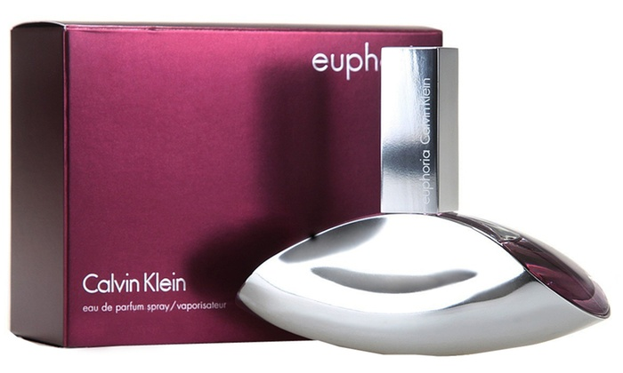 a91dd683983 Calvin Klein Euphoria EDP   Groupon Goods