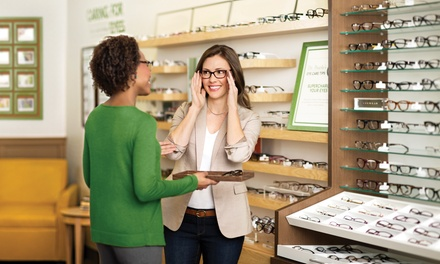 Pair of Prescription Eyeglasses or Eye Exam and $200 Toward a Pair of Eyeglasses at Pearle Vision (Up to 82% Off)