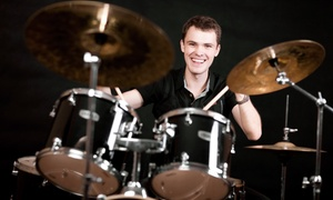 Callan Music and Drum Studio: Four or Six 30-Minute Private Drum Lessons at Callan Music and Drum Studio (Up to 52% Off)