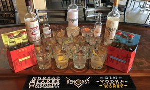 50% Off Tour and Tasting at Great Lakes Distillery at Great Lakes Distillery, plus 6.0% Cash Back from Ebates.