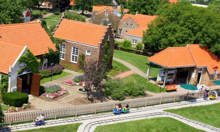 Nelis' Dutch Village - Holland: Theme-Park Visit for Two with Optional Wine and Cheese Tasting at Nelis' Dutch Village (Up to 47% Off)