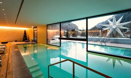Riva Valdobbia: Mirtillo Rosso Family Hotel 4*, fino a 7 notti, spa illimitata, pensione 3/4 e zone dedicate ai bimbi