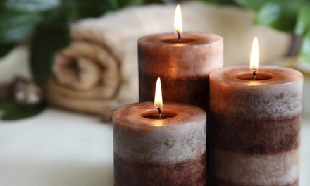 Up to 55% Off Full body massage  at Alicia Love LMT