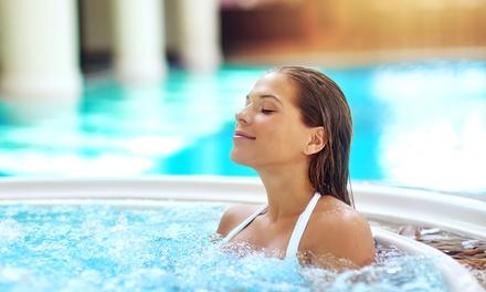 Circuito spa de 1 hora para 2 personas con opción a masaje a elegir desde 19,95 € en Relais Lakua