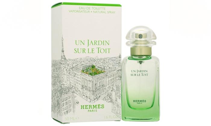 Herm s un jardin sur le toit groupon goods - Parfum hermes un jardin en mediterranee ...