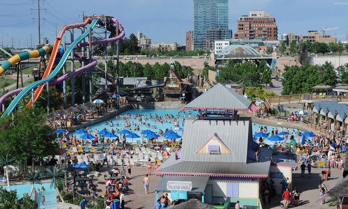 Elitch Gardens Theme Water Park In Denver Co Groupon