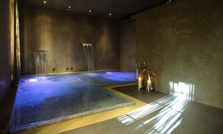Romantica Spa di coppia con massaggi aromaterapici fino a 60 minuti in zona Fortezza da Basso (sconto fino a 82%)