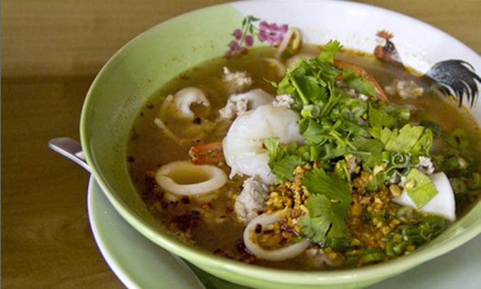 Thai Noodle Etc. - Beaverton: Thai Cuisine at Thai Noodle Etc. (Up to 48% Off). Three Options Available.