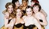 "Knockers: A Broadway Burlesque - The Elektra Theatre: ""Knockers: A Broadway Burlesque"" (July 22–August 19)"