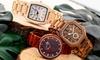 Earth Wood Men's Bracelet Watch