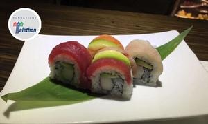 Doremi: All you can eat sushi giapponese per 2 persone da Doremi a Crespellano
