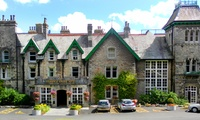 Lake District: 1 Night for Two with Breakfast, Dinner, Tea or Coffee, Pimms and Lemonade at The Cumbria Grand Hotel