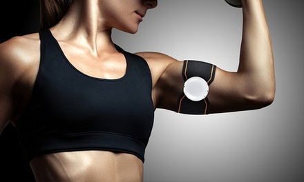 EMS Body Trainer for Biceps, Glutes, Legs and Abdomen