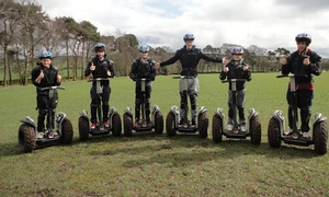 Mad-Renaline Activities: One-Hour Segway Obstacle course for One or Two withMad-Renaline Activities