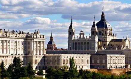 Madrid: 1-3, 5 o 7 noches para 2 con desayuno y detalle en Sercotel Hotel Togumar