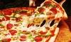 Pizza e arrosticini abruzzesi