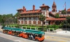 Up to 7% Off St. Augustine Day Tour from Gray Line Orlando