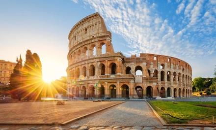 ✈ Rome: 2 of 3 nachten verblijf in Hotel Piemonte met ontbijt en vlucht vanaf Eindhoven